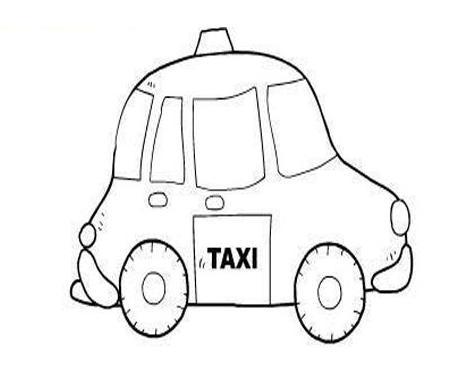 小汽车怎么画