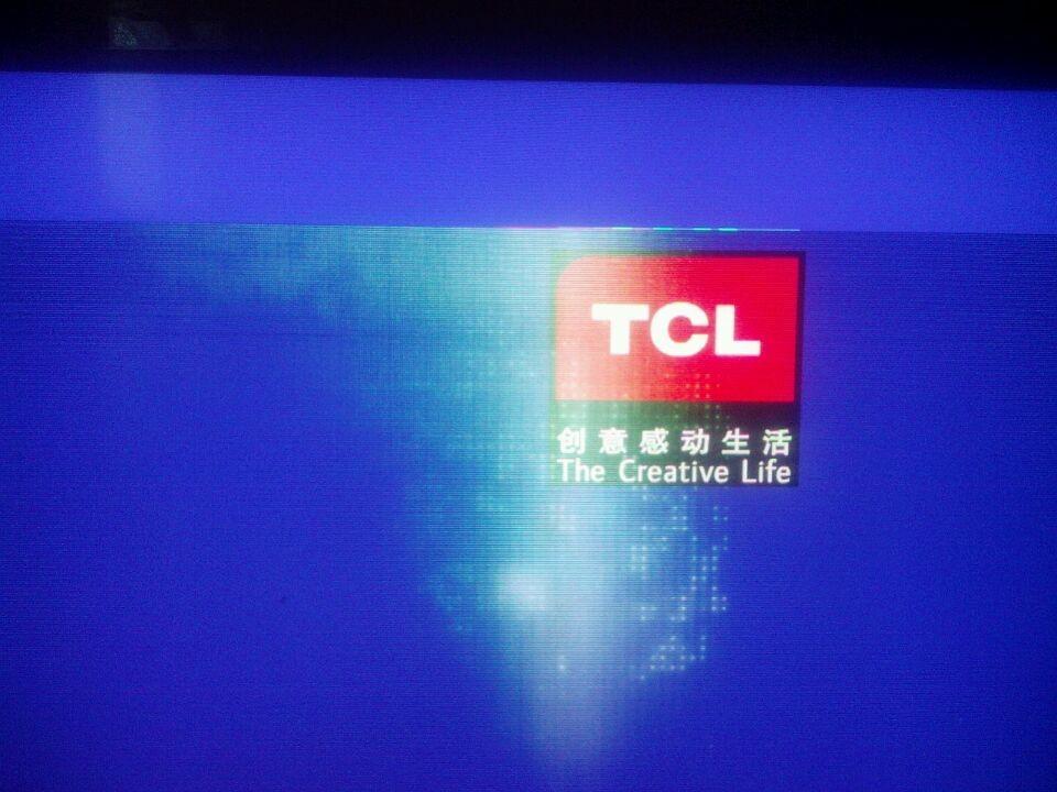 tcl液晶电视花屏