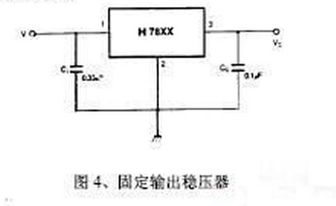7805稳压电源电路