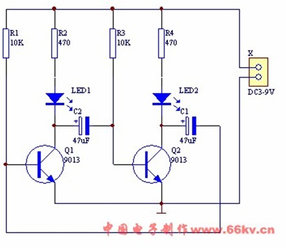 三极管电路图怎么看