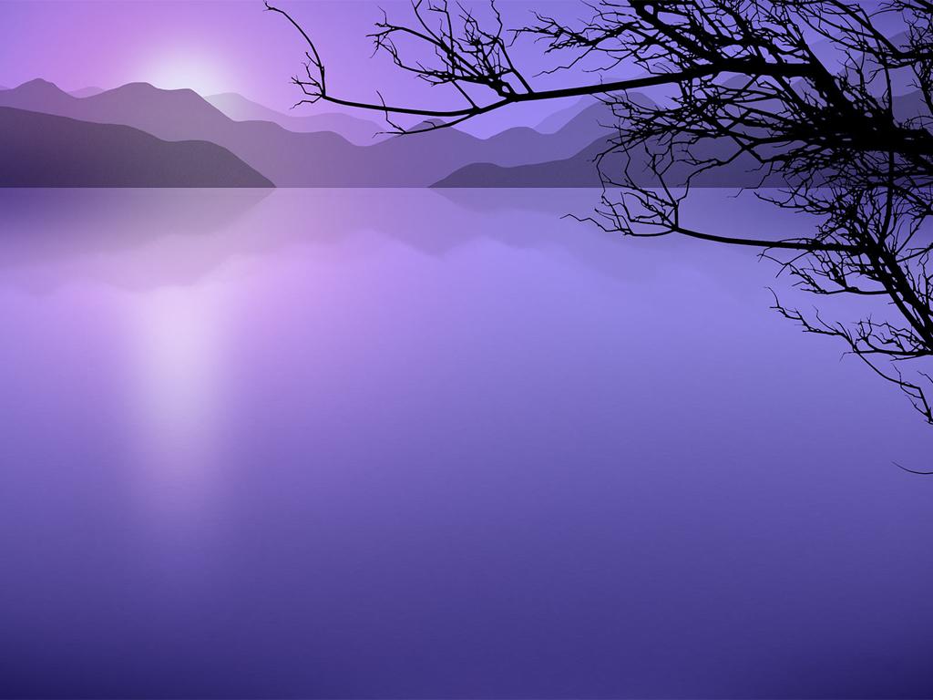 求好看的紫色壁纸