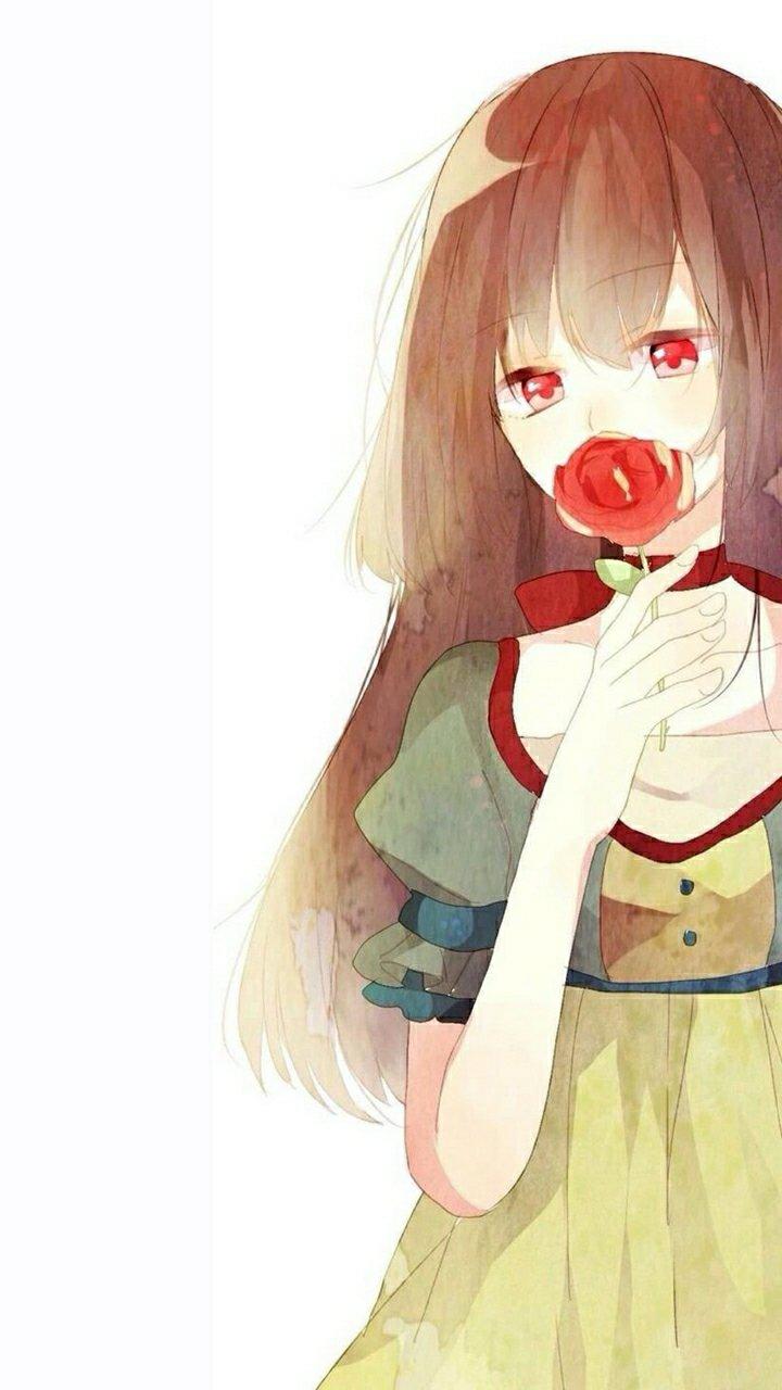 求类似这种的动漫图片 大概就是哭泣悲伤的彩色少女精致图片