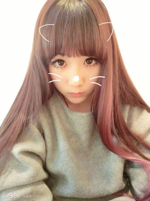 这个是什么颜色的头发,是染出来的还是漂出来的.图片
