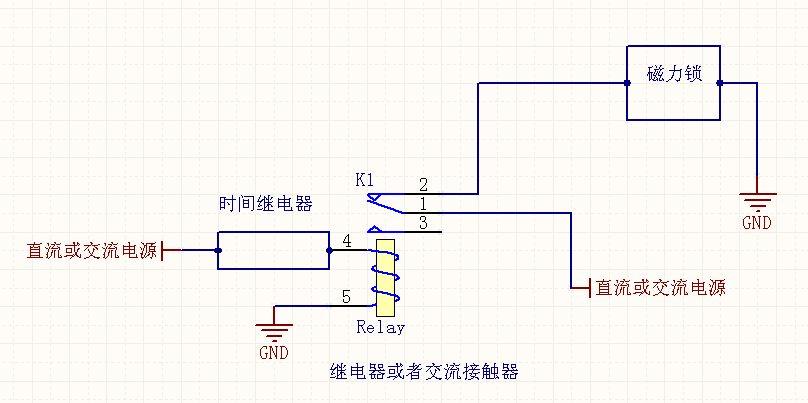 上图是一个示意图,简单一点的可以用个时间继电器,一般电子市场上