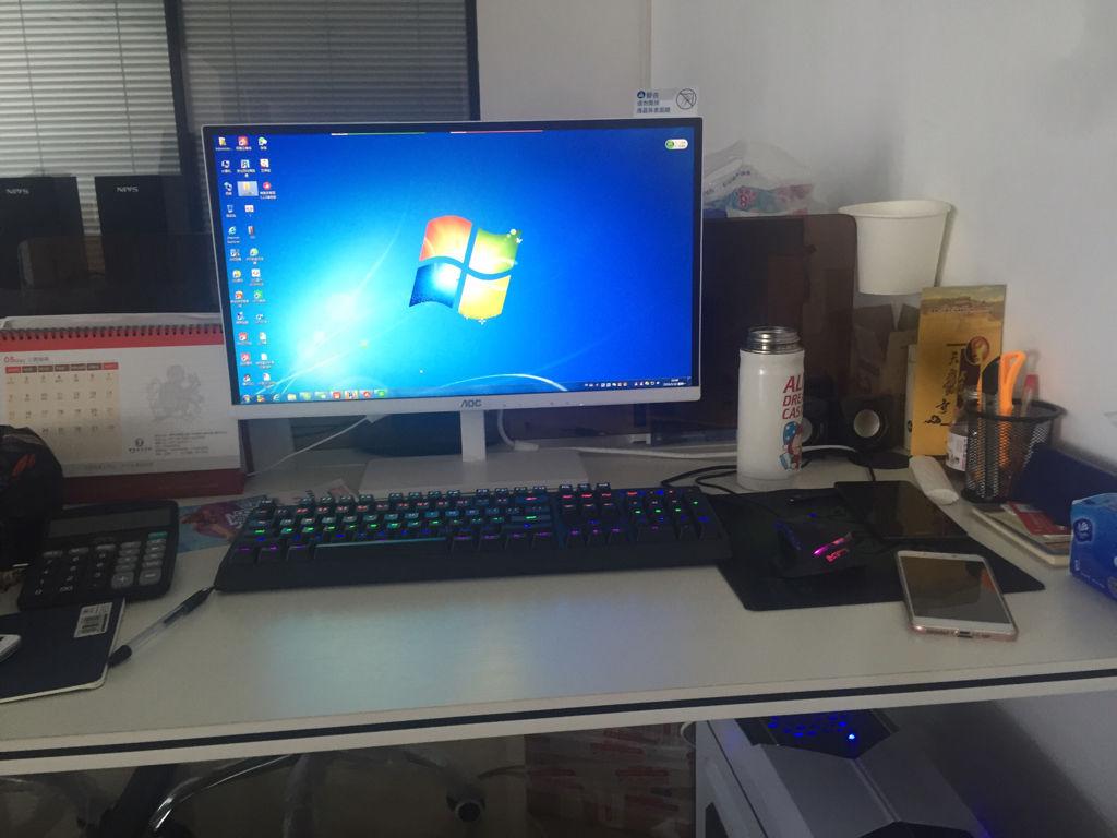27寸电脑显示器多大,给我图片