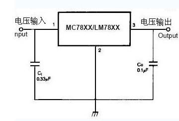 稳压芯片所接电容对输出电压有影响么