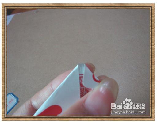 怎样折扑克牌花瓶