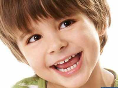 小孩子换牙早好不好?_百度知道