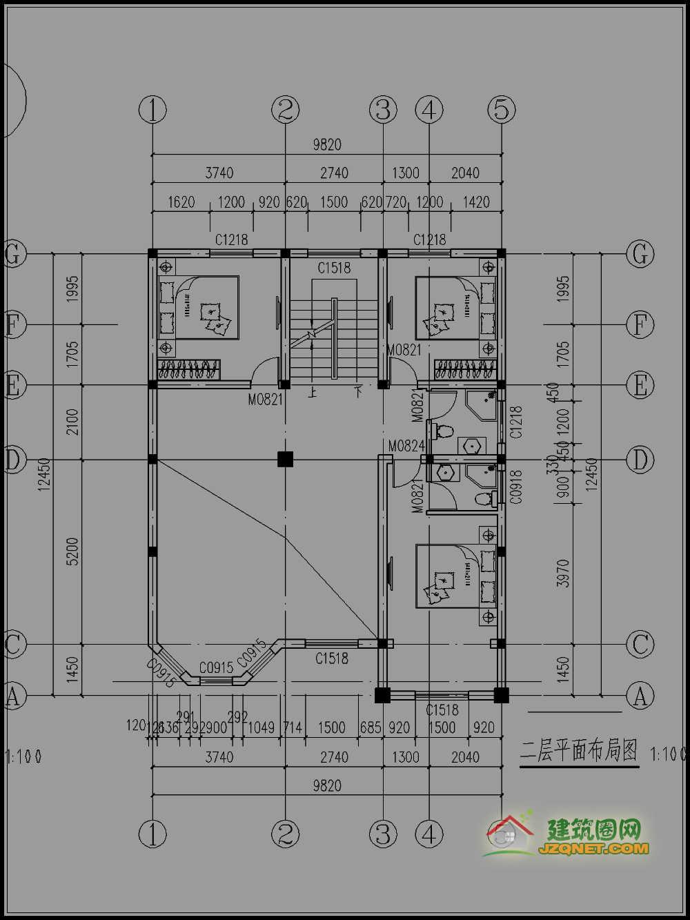 户型 户型图 平面图 1000_1333 竖版 竖屏