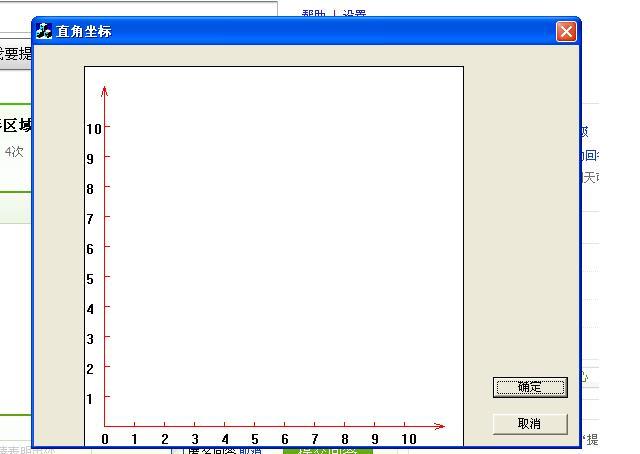 如何mfc基于对话框 在规定矩形区域内波形图,最好有源码.
