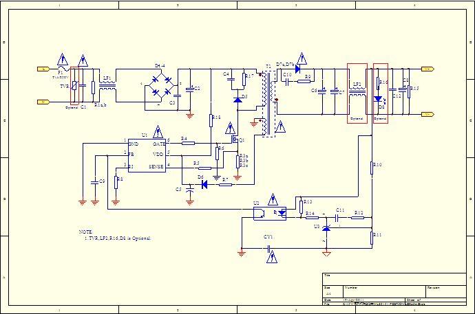 急求,开关电源论文中,输出为3-12v可调,整体电路图图片