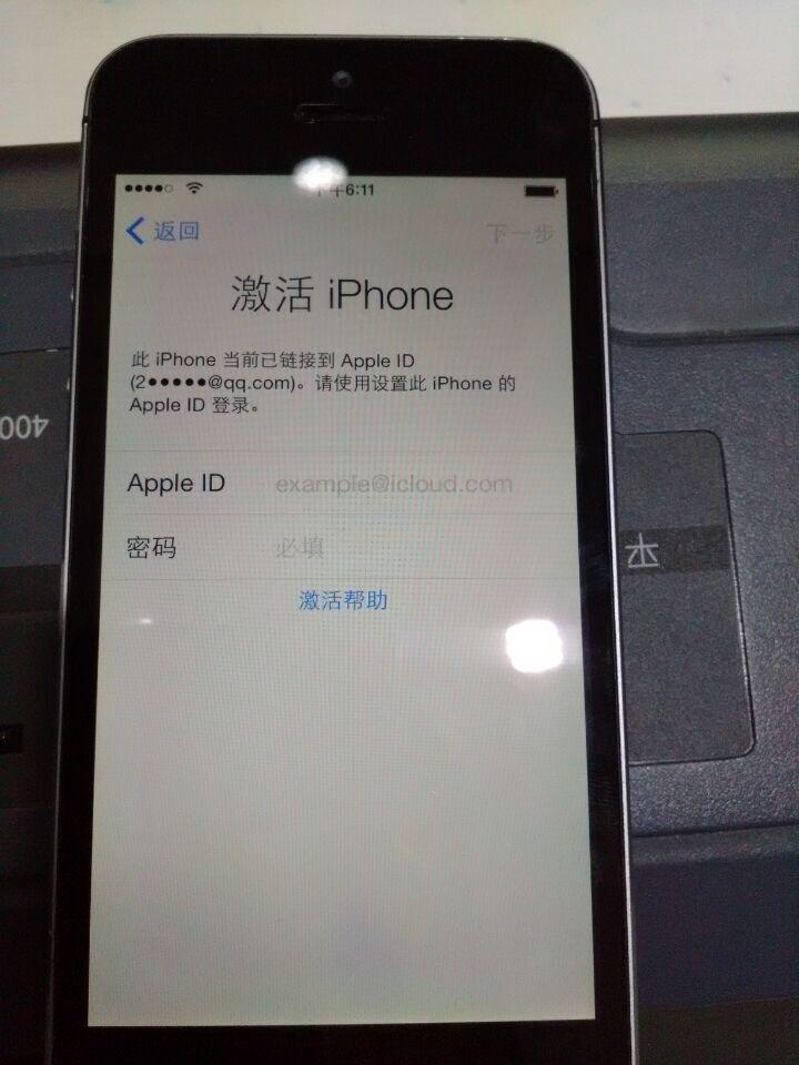我的苹果6手机apple id怎么注册不起来