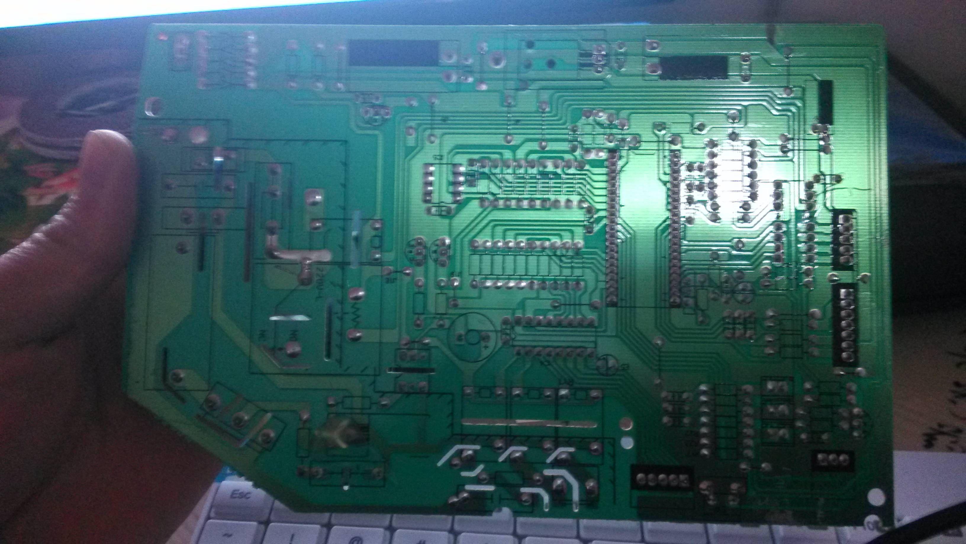 大师 求助奥克斯空调内机电机怎么接?