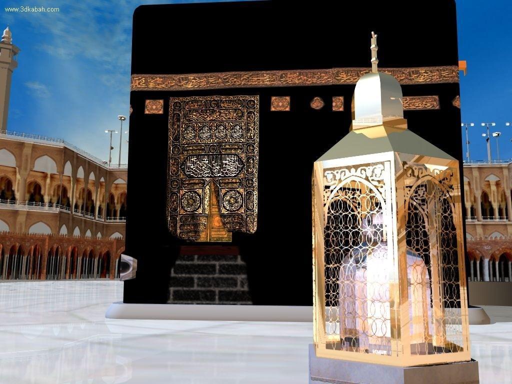 麦加大清真寺克尔白旁金罩子里是什么?
