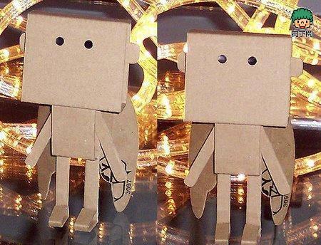 用纸箱子做又简易又可爱又漂亮儿童手工制作步骤图片