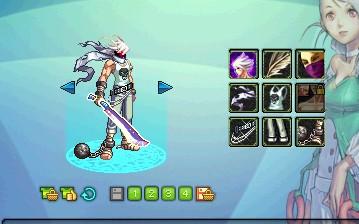 dnf剑魂时装搭配囹�a_dnf剑魂时装怎么搭配最好看我要全白色的