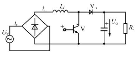 升降压斩波电路原理是什么啊?