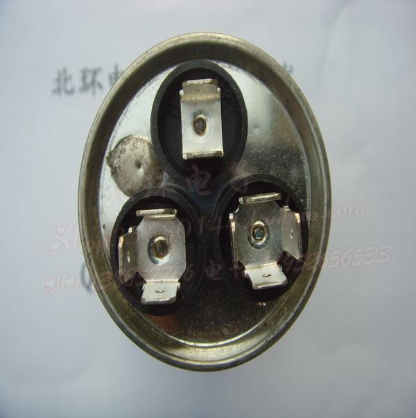 空調電容接線的問題
