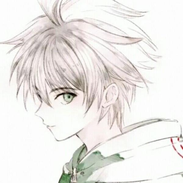 有谁知道这个绿眼睛的正太是那个动漫里的人物,或者这图片