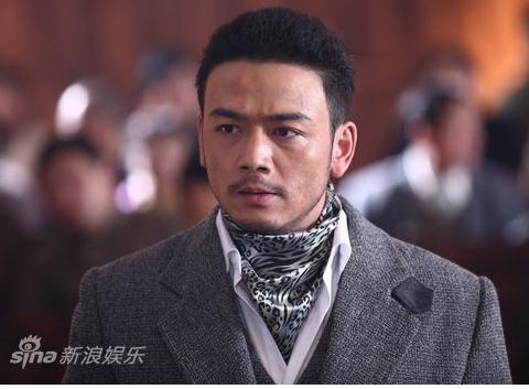 电视剧遍地狼烟的赵小田,牧良峰的扮演者各是谁.
