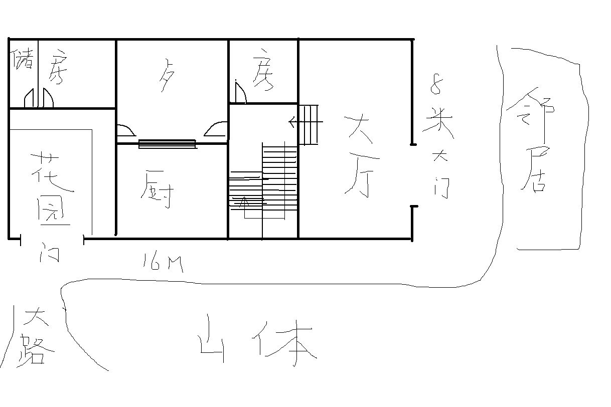 急求,自建房屋软件设计图.具体的看下面说明.