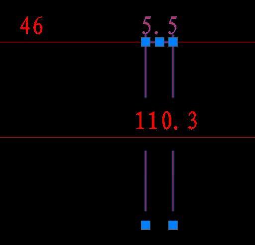 Cad标注由来和标注线重叠v由来?这种文字cad方式轴测图图片