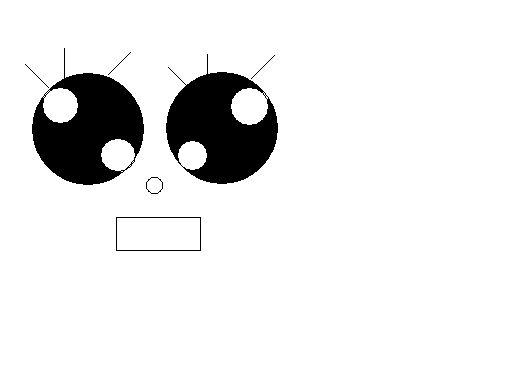 用彩色铅笔画动漫人物时,水汪汪的眼睛怎么画?