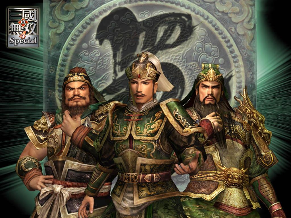 三国演义刘备,关羽,张飞的人物简介,经典情节