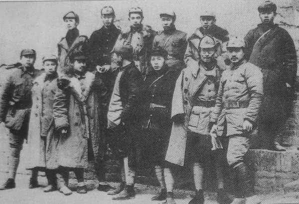 历史上红军几次肃反,杀了多少人,为什么站错队走错路线这么严重图片