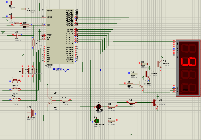 p0口某一位电路结构