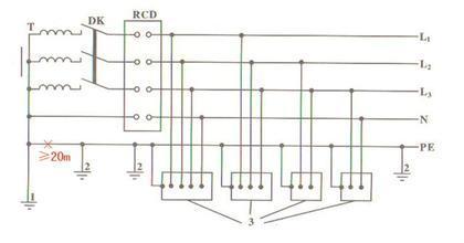 零线和地线为什么会连接在一起,因为都是在变压器中性点引出的同一根