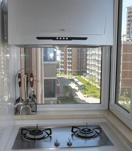 厨房在阳台怎么装修 阳台改厨房效果图