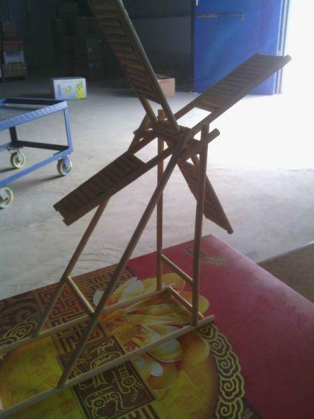 高中生通用技术筷子手工作品照片