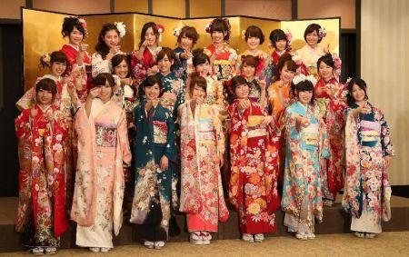 成人电影日本中川亚衣_未婚女性,日本成人礼穿的女子和服.