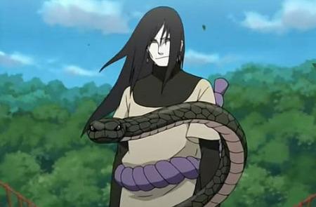 求一张大蛇丸个人的图片,火影忍者.图片