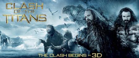 《泰坦之战》第一部里面的 北海巨妖(传说中的挪威海怪)——克拉肯.