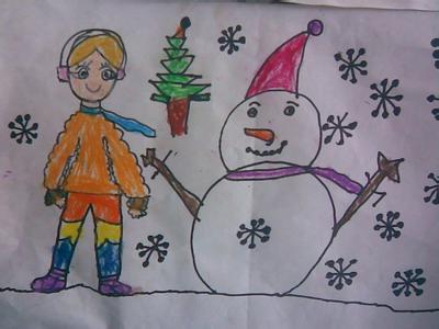 小学二年级画一幅漂亮的画怎样画图片