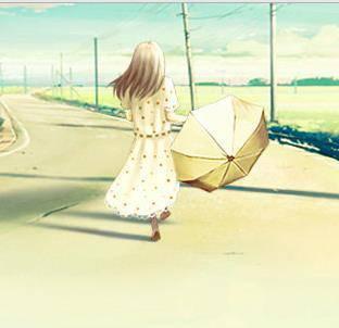 我要积极向上,为梦想奋斗的扣扣小清新,小可爱女生头像