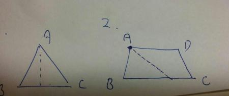 分别过点a画bc的垂线图片