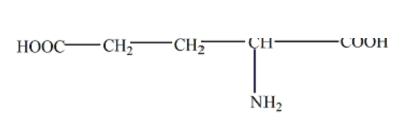 追答 下图是谷氨酸的结构式:它的c一样连有h.图片