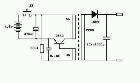 体积小的有boost升压电路,zcs电路等.
