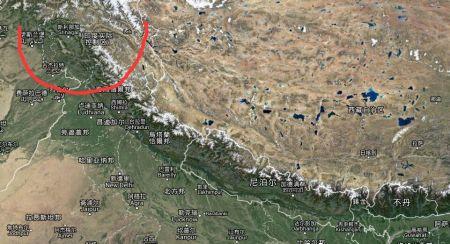 为什么谷歌中国地图与谷歌世界地图中的中国地图不同