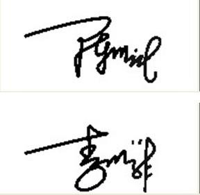 以下是陈诚,李菲的设计个性签名,如果可以请加分,谢谢!图片
