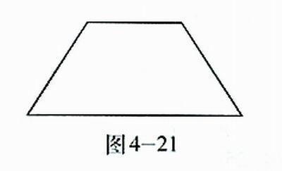 梯形是什么形状最好用图片回答谢谢图片