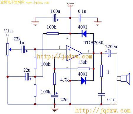 c,输出12v_18v电流2—4a电源变压器一个, d,双声道47k—100k电位器一