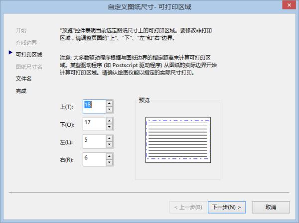 cad在图纸要求打印概算不对,画的A4的线框距出来预布局比例图片