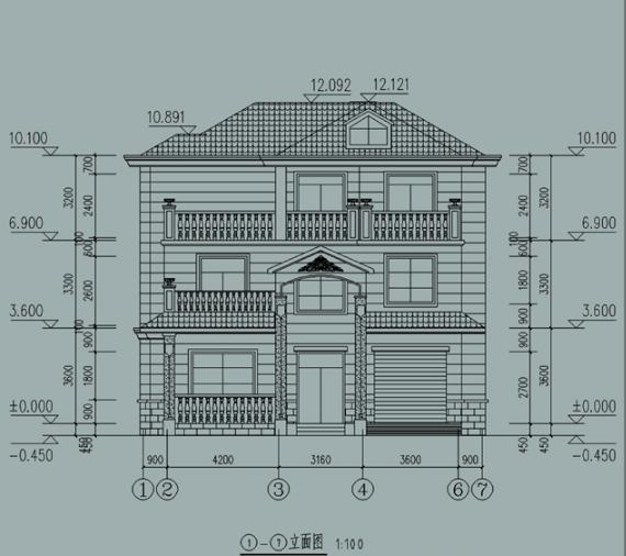 建筑图中LM、LC、LB的缩放分别命令最强-cad比例是什么代表标注图纸0图片