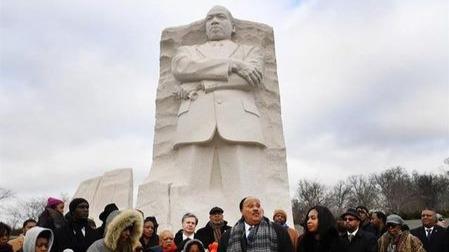 马丁·路德·金的美国梦是什么?的头图