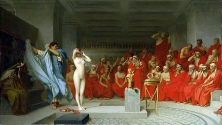 美的东西那么多,为什么一定要画裸体?