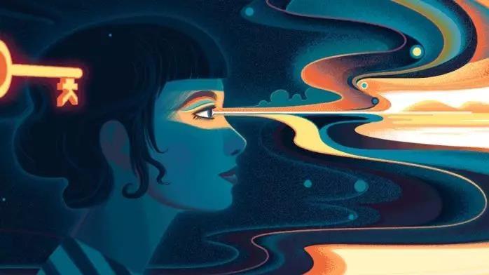 氯胺酮有话要说:迷幻剂如何成为新型抗抑郁药?的头图